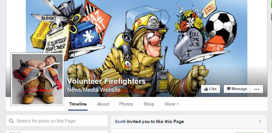 https://www.facebook.com/VolunteerFirefighter/