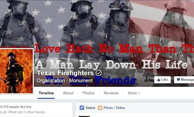 Facebook.Com/TexasFirefighters