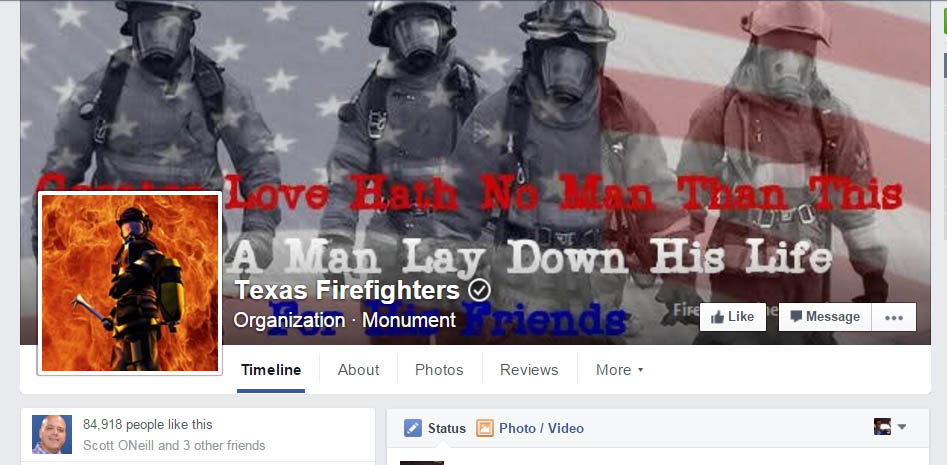 Facebook.Com/TexasFirefighters