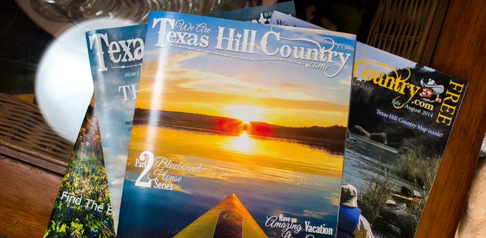 We Are Texas Hill Country Magazine