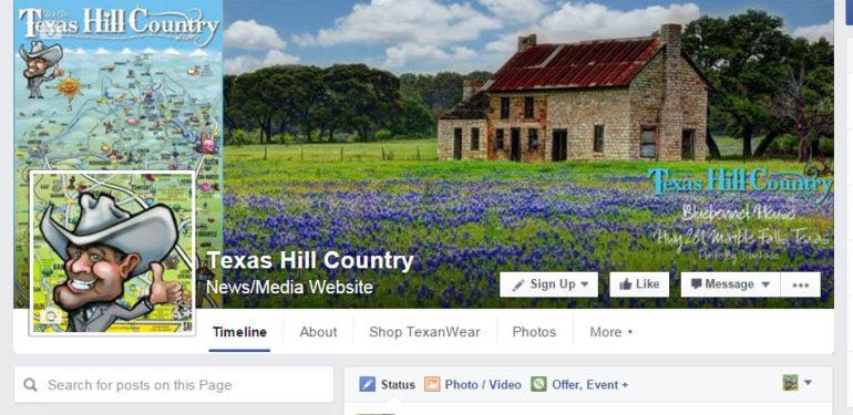 Facebook.com/Texashillcountry